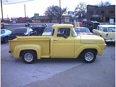 [1958 Ford F100]