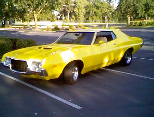 Dave Fritcher Sent In This Shot Of His  Canary Yellow And Looking Pretty Good It Is Still Under Construction But Look Out